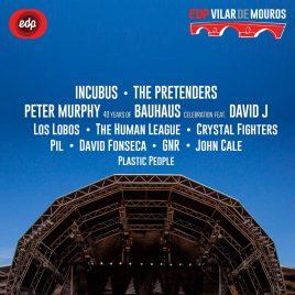 EDP VILAR DE MOUROS 2018 festival