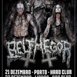 BELPHEGOR (Oporto y Lisboa)