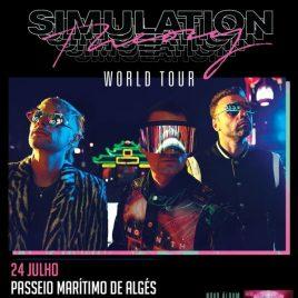 MUSE 'Simulation Theory World Tour' (Lisboa)