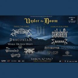 UNDER THE DOOM Festival 2018