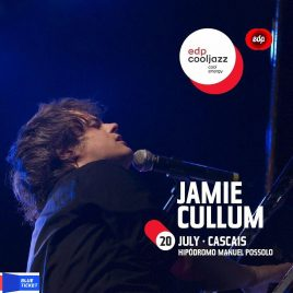 JAMIE CULLUM – 16º EDPCOOLJAZZ 2019 (Cascais)