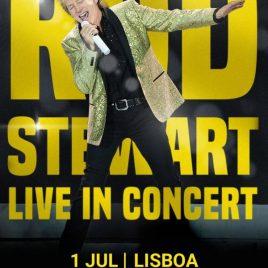 ROD STEWART – Live in concert (Lisboa)