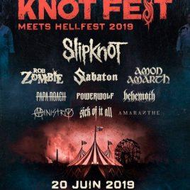 KNOTFEST meets HELLFEST 2019