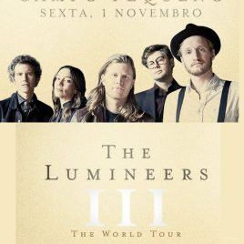 THE LUMINEERS (Lisboa)