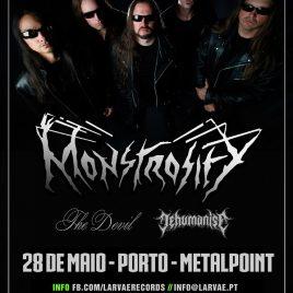 MONSTROSITY (Oporto)
