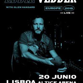 EDDIE VEDDER (Lisboa) [SOLD OUT]