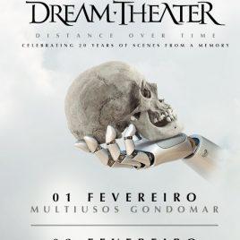 DREAM THEATER (GONDOMAR, OPORTO)