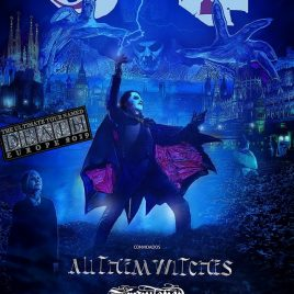 GHOST + ALL THEM WITCHES + TRIBULATION (LISBOA)