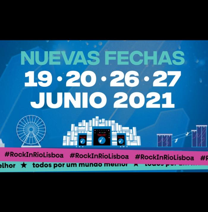 ROCK IN RIO LISBOA 2021 (LISBOA, PT)