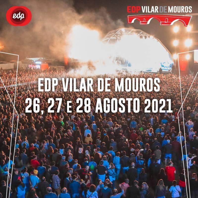 FESTIVAL EDP VILAR DE MOUROS 2021 (PORTUGAL)