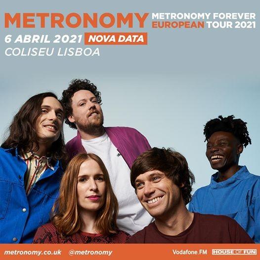 METRONOMY (LISBOA, PT)