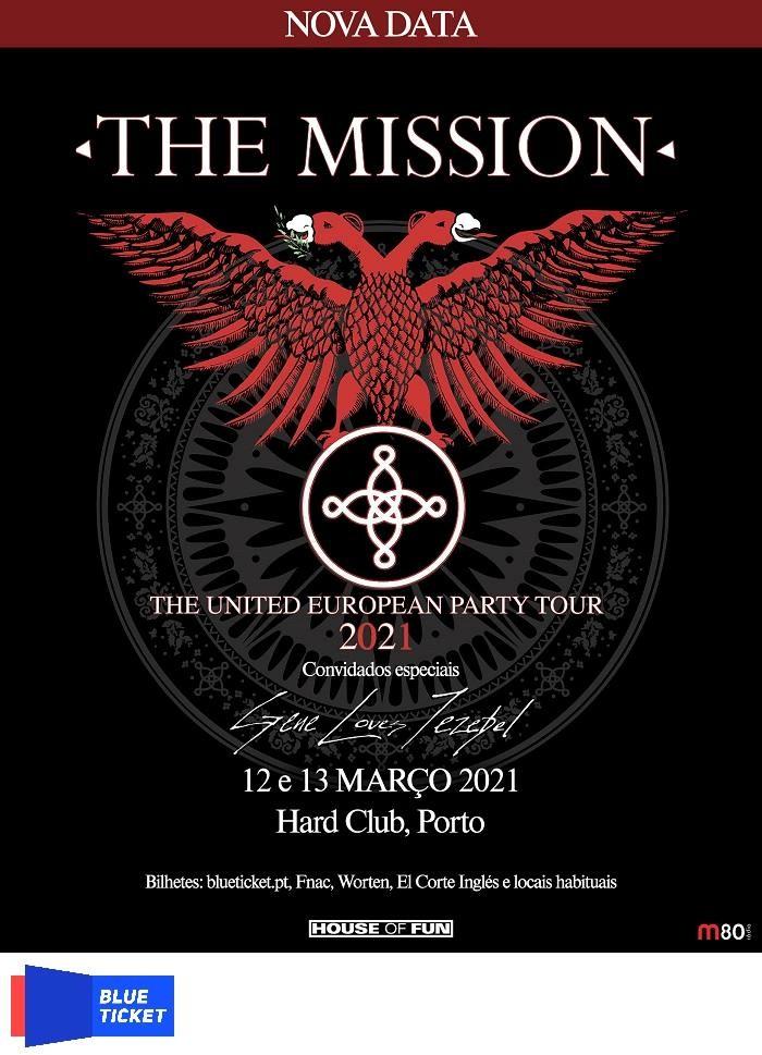 THE MISSION (OPORTO, PT)