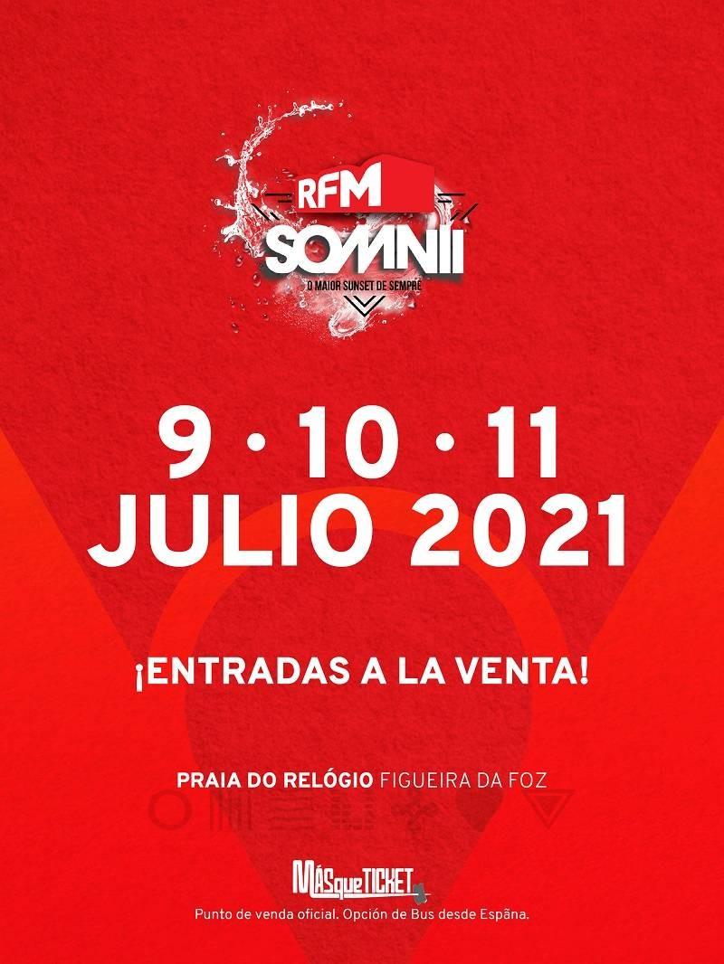 FESTIVAL RFM SOMNII 2021 (FIGUEIRA DA FOZ, PT)