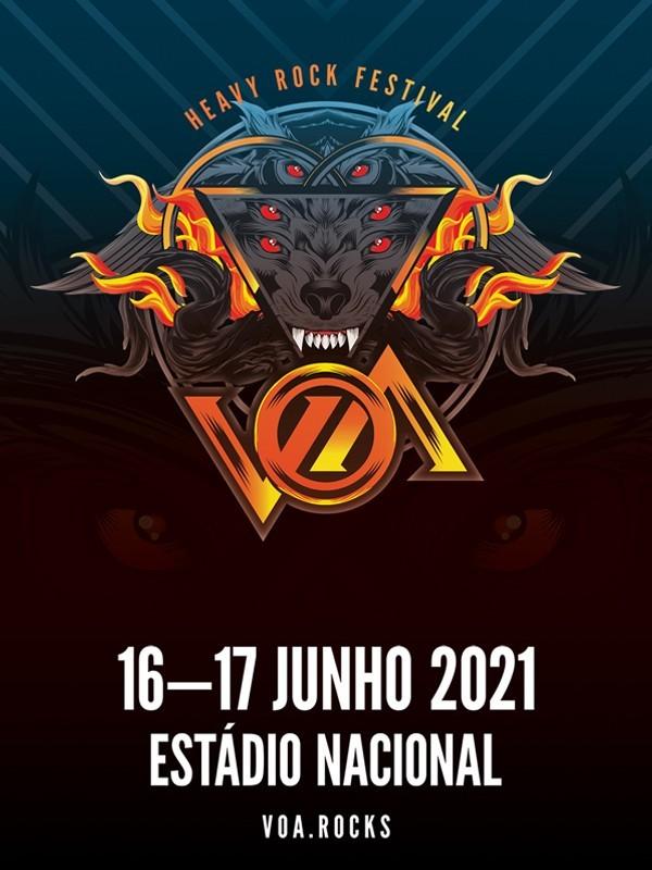 VOA HEAVY ROCK FESTIVAL 2021 (LISBOA, PT)