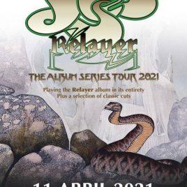 YES -THE ALBUM SERIES 2021 TOUR- (LISBOA, PT)