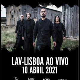 CONCEPTION 'STATE OF DECEPTION TOUR' (LISBOA, PT)
