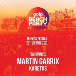 GALP BEACH PARTY 2021 (NOVA ERA – MATOSINHOS, PT)